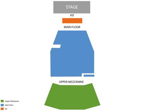 morrison center seating chart viptix morrison center tickets