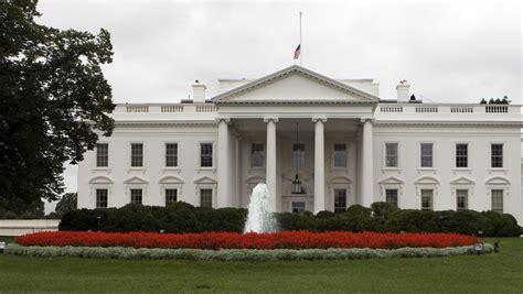 het witte huis secret service wil replica witte huis kosten 8 miljoen