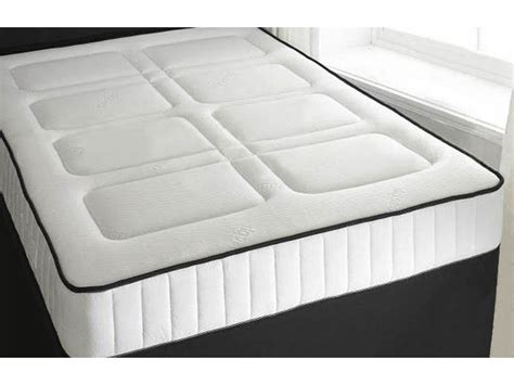 Quilted Mattress by Great Value Coil Sprung Orthopaedic Quilted Mattress