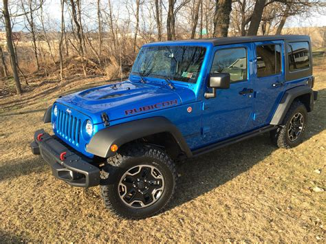 jeep rubicon blue introducing the jeepfan com 2016 wrangler unlimited