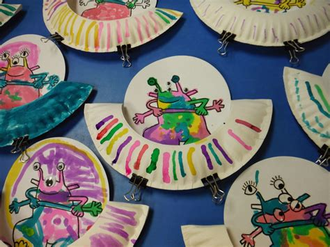 newspaper theme for preschool aliens love underpants space ships space preschool theme
