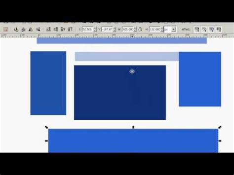 web design layout with inkscape inkscape quot website layout quot tutorial 21 youtube