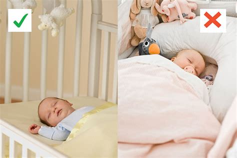 What Age To Put Baby In Crib 7 Vital Sleep To Help Keep Your Baby Safe Madeformums