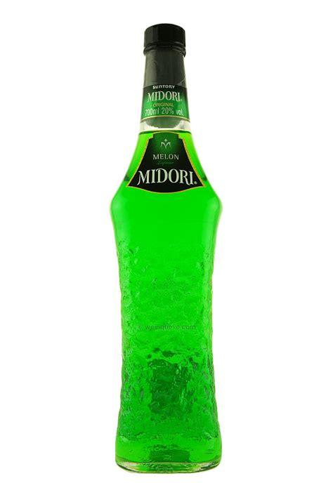 midori melon liqueur 0 70 liter vol 20 16 75 eur