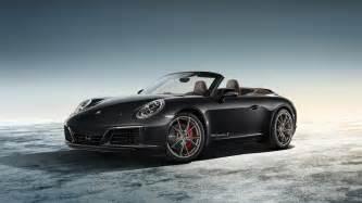 Porsche 911 S Cabriolet Porsche Exclusive 911 S Cabriolet 2016 Wallpapers