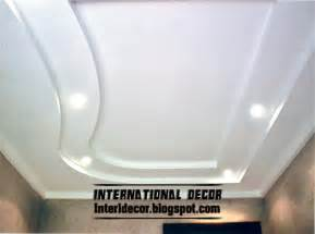 roof decoration 12 classic gypsum plaster roof in spanish designs home
