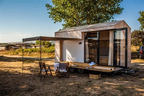micro house koleliba tiny house on wheels in bulgaria