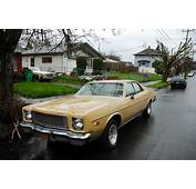 OLD PARKED CARS 1975 Plymouth Fury Custom