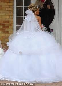 how much do gypsy wedding dresses cost