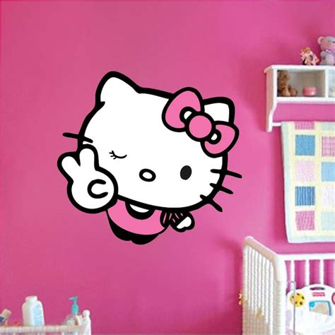 Hello Kitty Wall Decor Stickers hello kitty decals the best inspiration for interiors
