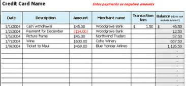 Best 20 Quotation Format Ideas credit card report template free layout amp format