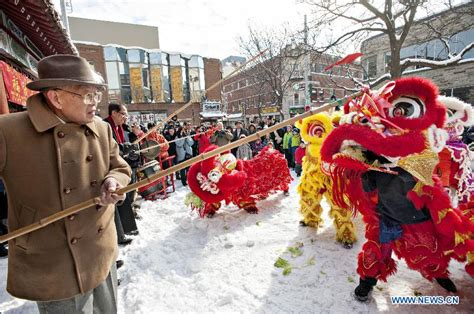 new year in bc 2015 celebrate lunar new year in canada xinhua