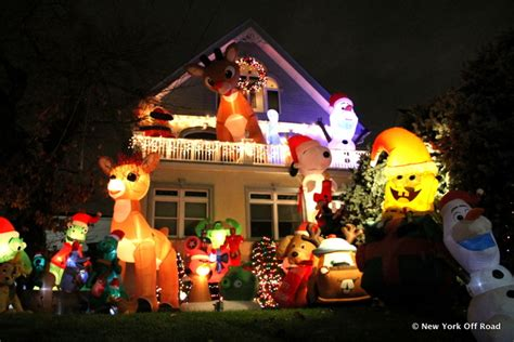 lights in dyker heights new york the elaborate lights of dyker heights