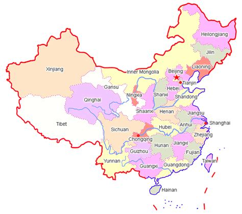 province map china province maps map of china provinces china