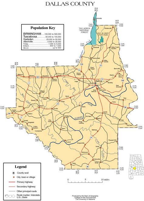 Dallas County Property Records Dallas County Alabama Map The Wiki