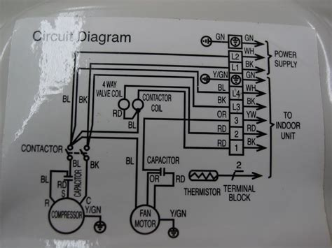 fujitsu air conditioner wiring diagram wiring diagram