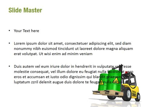 Waste Management Powerpoint Templates Waste Management Waste Management Powerpoint Template