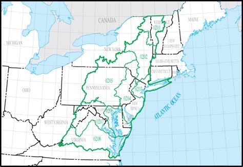 science   watershed mid atlantic region