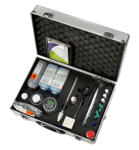 Tester By Limousine Liquid multiparameter test kits kittiwake