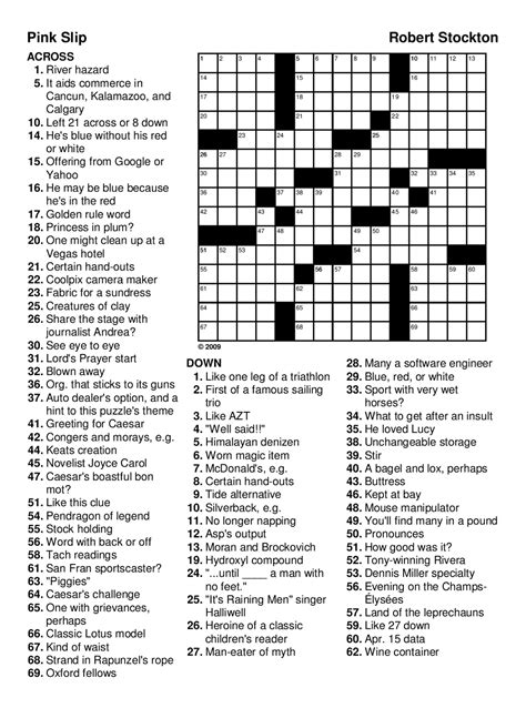 easy crossword puzzles for seniors activity shelter printable games for adults activity shelter