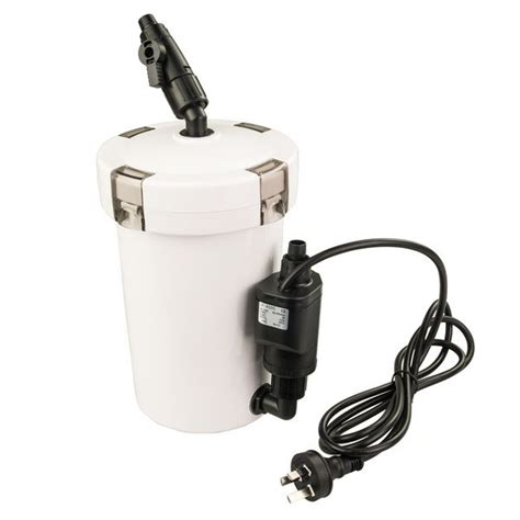 Selang Filter Canister Eksternal 12 16 aquarium external canister filter white 6w 400l ph buy fish tank filters