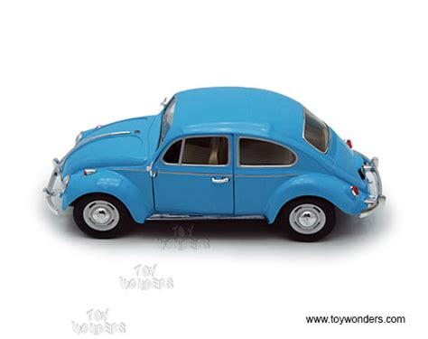 Kinsmart Volkswagen Classical 1967 volkswagen classical beetle top by kinsmart 1 24 scale diecast model car wholesale 7002dy