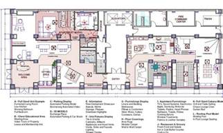building floor plans floor plans commercial buildings office building
