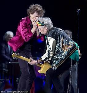 Mick Jagger Abandons Tour To Be With Sick by New Rolling Stones Biography Savages Relationship Of Mick