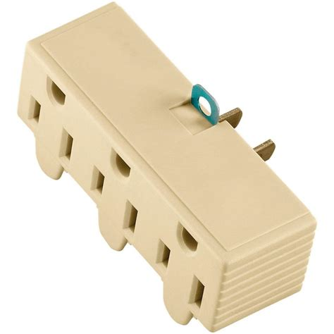 l holder to outlet adapter leviton 660 watt keyless twin socket l holder adapter