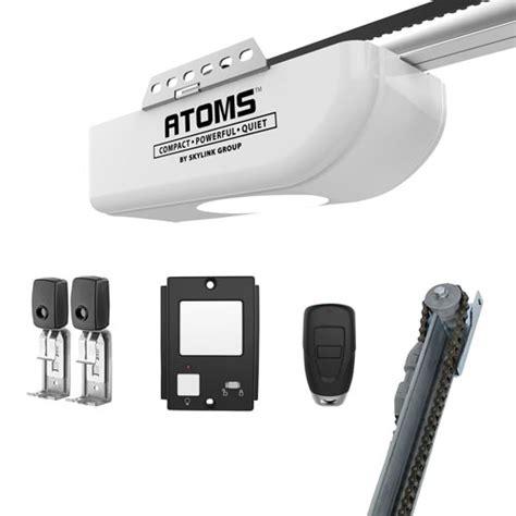 Best Buy Garage Door Opener Skylink Atoms 1 2hp Chain Drive Garage Door Opener