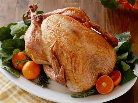 no baste no bother roasted turkey recipe trisha yearwood food network