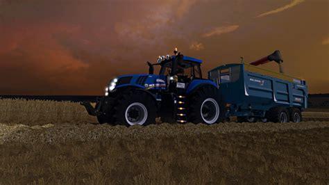 T 8 Ls by New T8 390 V1 0 Farming Simulator 2015 2017