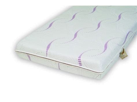 materasso 120x60 baby s clan materasso in memory foam waterlily 120 x 60 x