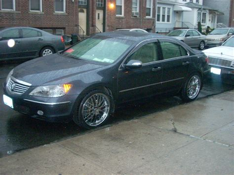 Acura Rl 2005 by T 2005 Acura Rl Specs Photos Modification Info At