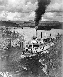 usa early 1900 to 1060 3 steamboats of the yukon river