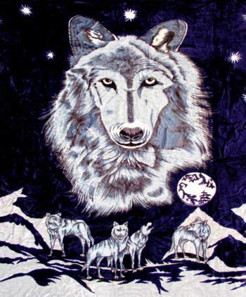 buy a used wolf or 23 best wolf and dog mink blankets wholesale images on pinterest