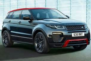 Range Rover 2017 Range Rover Evoque Launched In India Starting From Rs