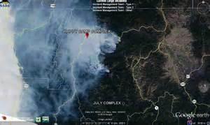 california wildfire smoke map smoke wildfire today