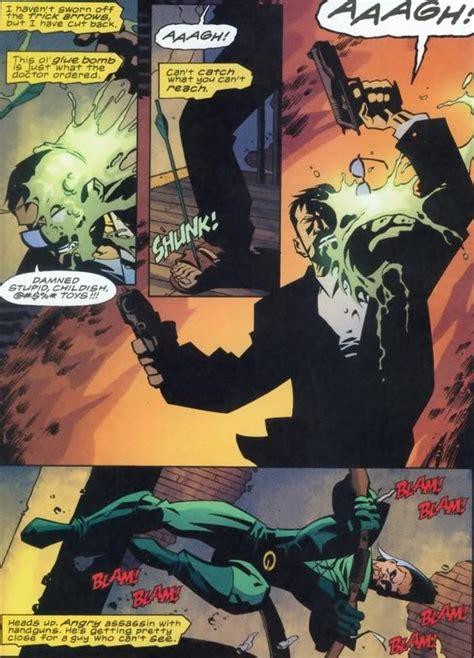 St Arrow Blin constantine drakon deathstroke vs wolverine sabretooth battles comic vine