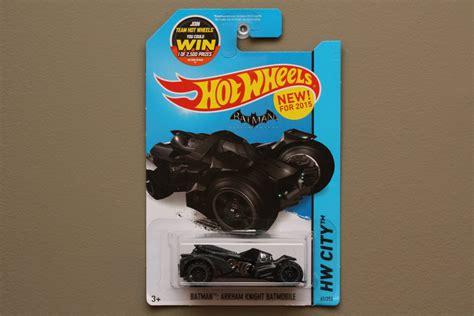 Batman Arkham Batmobile Hw City wheels 2015 hw city batman arkham batmobile
