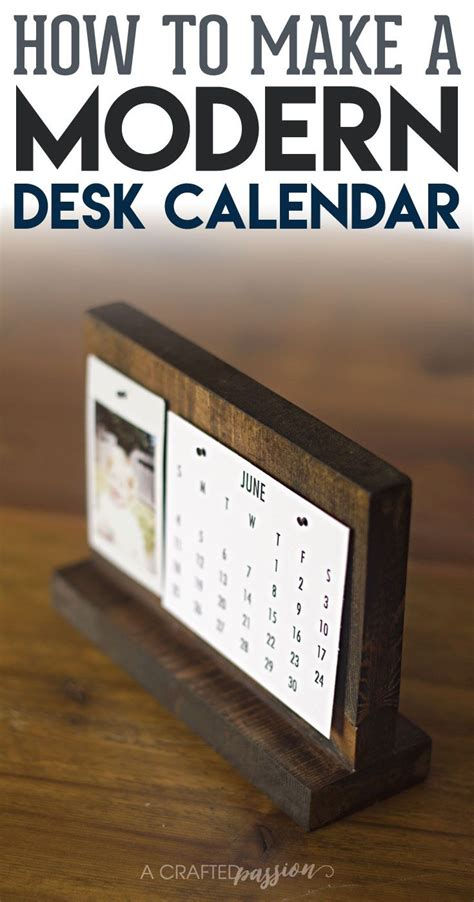 make a desk calendar 2406 best crafts and diy images on pinterest balcony and