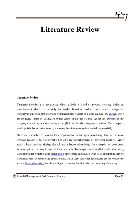 It Project Literature Review by Literature Review Sle On Project Management