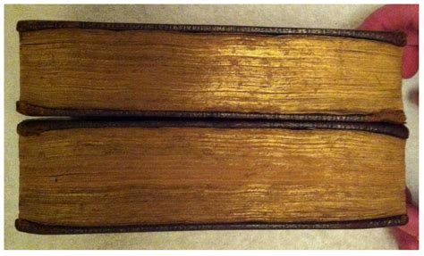 tsog two sides of books file 1760 cambridge edition king bible gilt page