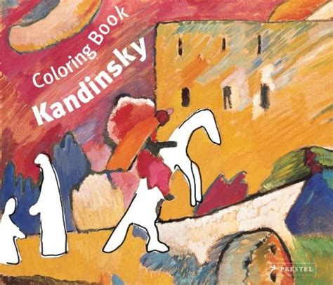 libro colouring book kandinsky prestel wassily kandinsky tips on understanding color passion in art