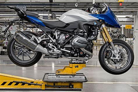 Bmw Motorrad Berlin Unter Den Eichen by Erster Produktionsstart 2015 Im Berliner Motorradwerk Die
