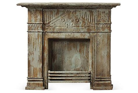 Iron Fireplace Mantel by Iron Metal Fireplace Mantel