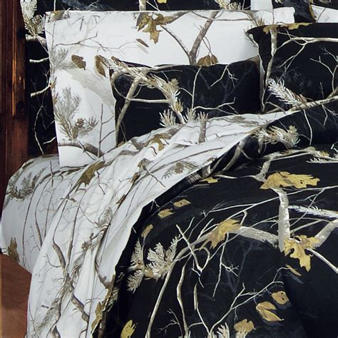 snow camo bedding camouflage twin bedding xl twin size realtree ap snow