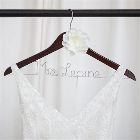Bride Hanger, Wedding Hangers, Bridal Shower Gifts