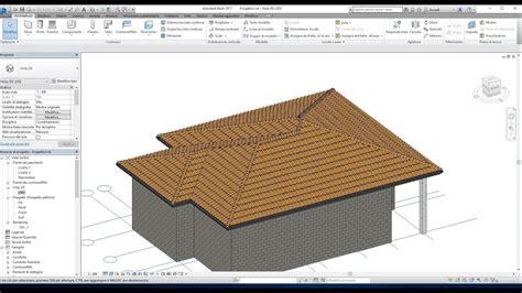 tetti a padiglione revit tetto a padiglione