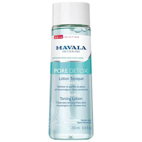 Define Detox And Refine Tanning Lotion by Mavala Pore Detox Perfecting Toning Lotion 200ml Buy